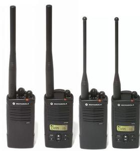 Motorola VHF & UHF 2 channel & 16CH Display Radios