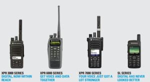MOTOTRBO Portable Radios