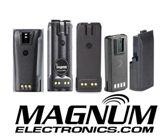 2-Way Radio Batteries