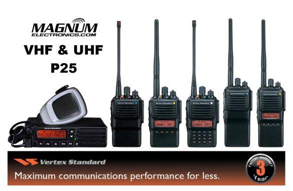 Vertex VX-7200, VX-P820, XX-P920 Series