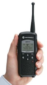 Motorola DTR digital license free radio