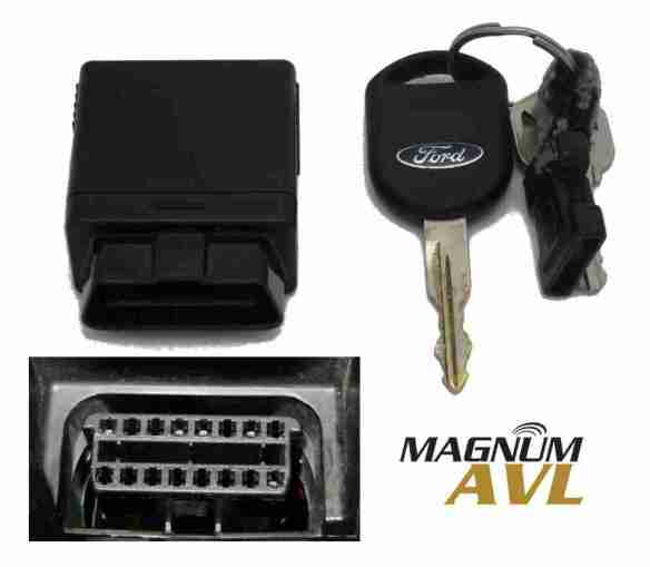 Magnum AVL Plug-in GPS Fleet Management Tracker