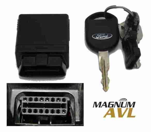 Magnum AVL Plug-in GPS Fleet Management Tracker