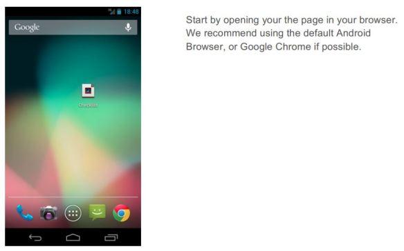 Magnum AVL Android Setup