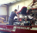 South Bowers Airboat Installation