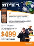 Hurricane Season is Here Get a Satellite Phone