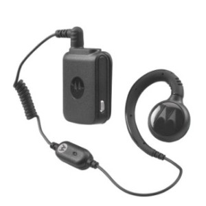 MOTOTRBO RLN6500 Bluetooth Accessory Kit