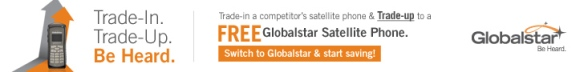 Globalstar Iridium Trade-up Promo
