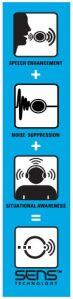XBT Bluetooth Headset Features