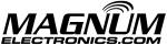 Magnum Electronics Delaware Logo