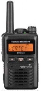 DMR Display IP67 Radio