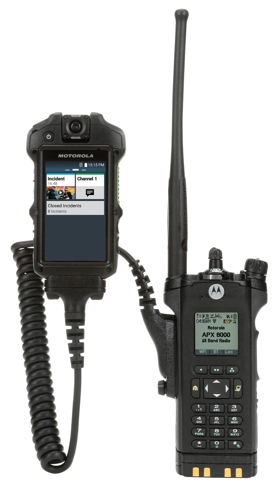 Radio Holder Motorola Apx 6000 - Motorola body worn camera and integrated speaker mic works with apx radios