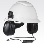 3.5mm Threaded Hardhat Attachment Headset