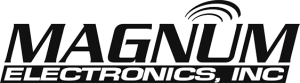 Magnum Electronics Logo Dover, DE