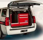 SUV With Rear Cabinet