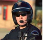 Police Motorcycle Quick-Transition Radio Accessory