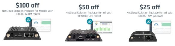 Rebates for LTE Wireless Router Upgrades