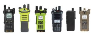 APX Portable Radios