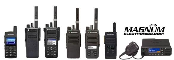 DMR High Tier Hand-held and Vehicle Radios