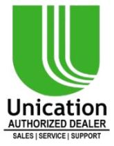 Unication sales service support