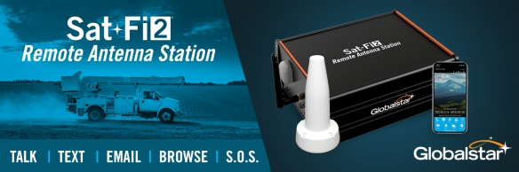 Satellite hotspot for vehicles and marine vessels