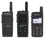 Motorola TLK 100 and SL Series Radios