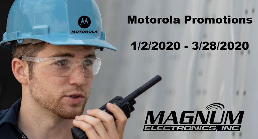 MOTOTRBO 2-Way Radio Upgrade Offers