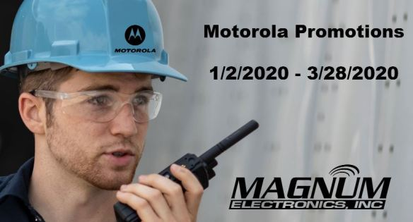 MOTOTRBO 2-Way Radio Upgrade Offers