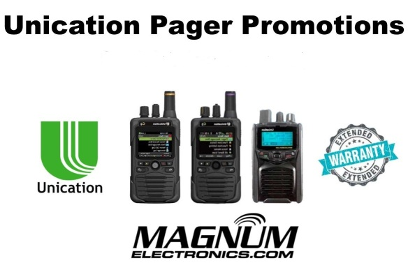 G1, G2, G3, G4, G5 Voice Pager Promotions