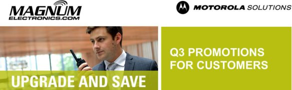 Motorola Trade-in Promos for Q3 2020